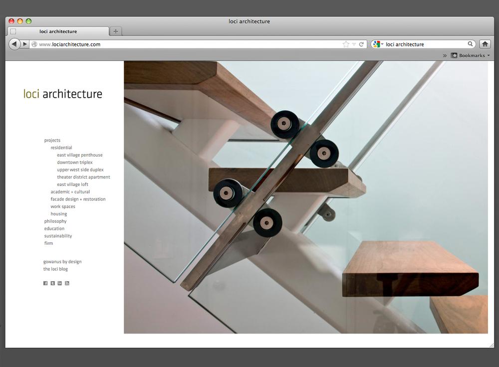 Loci Architecture