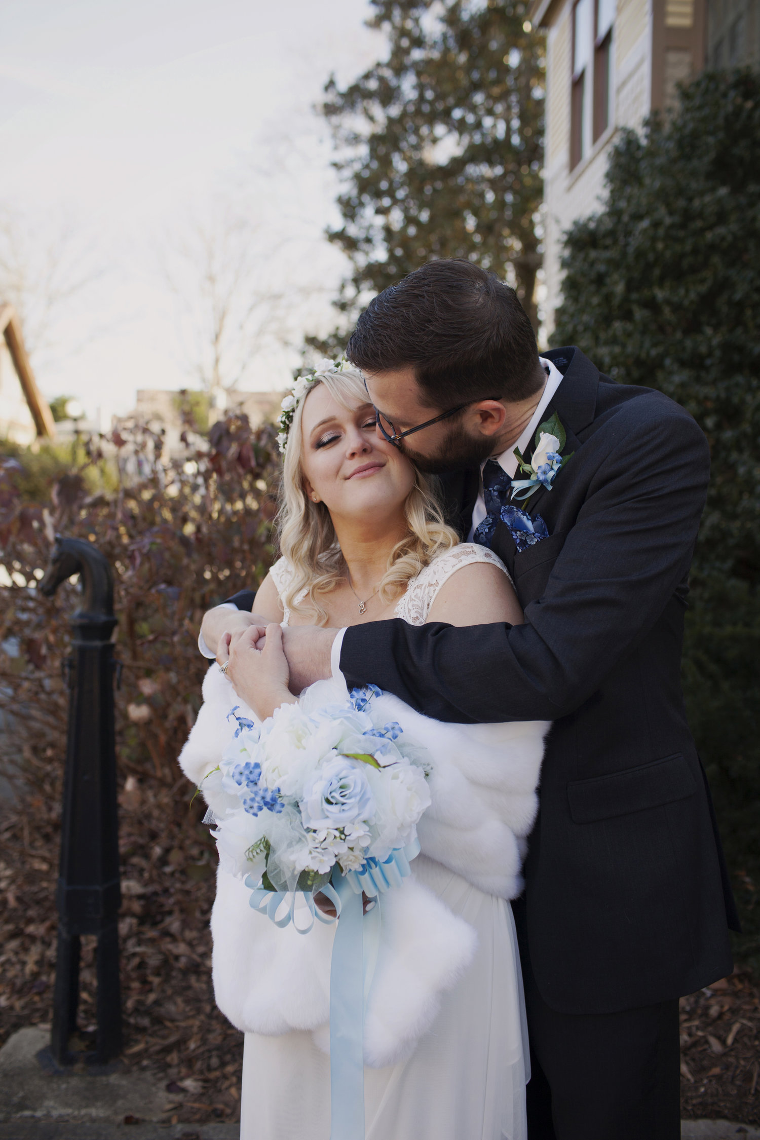 New Years Day Wedding | Hickory NC | Suzanne & Jeff — Paper Heart ...