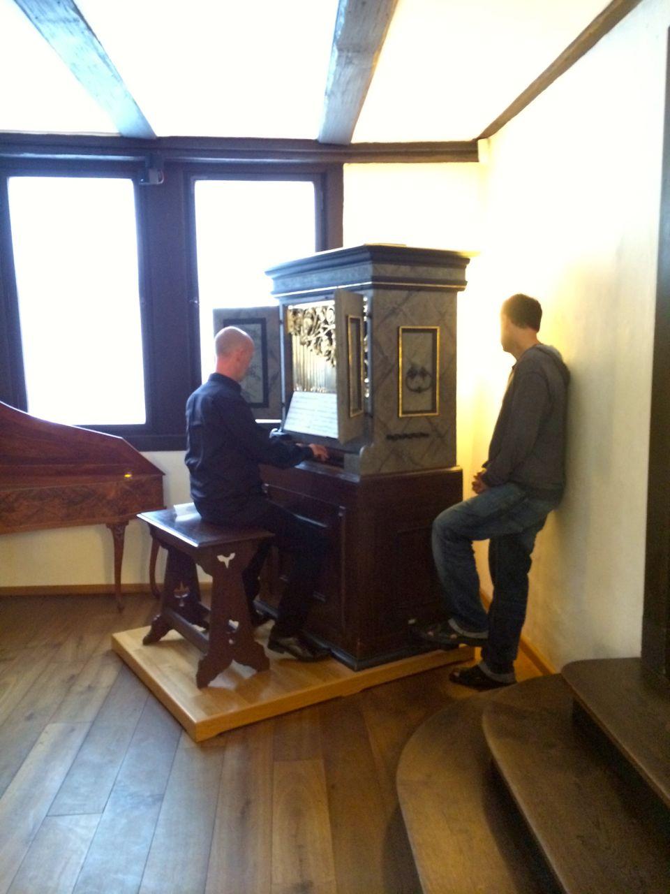 Casa museo de J.S.Bach