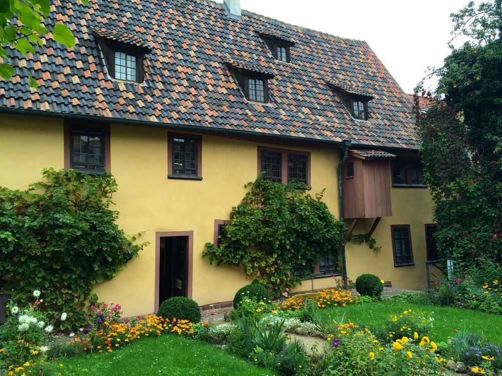 Casa natal de J.S. Bach