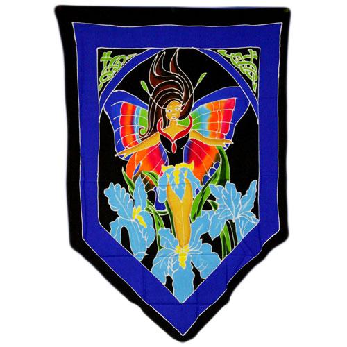 Diosa Mariposa (70 x 89 cm.)