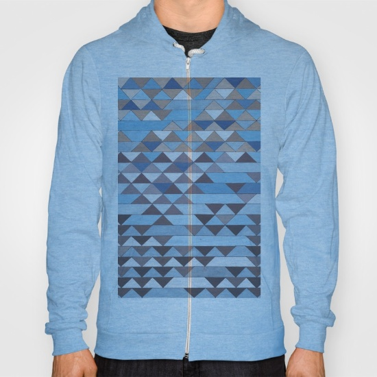 Triangles 6 Sweatshirt