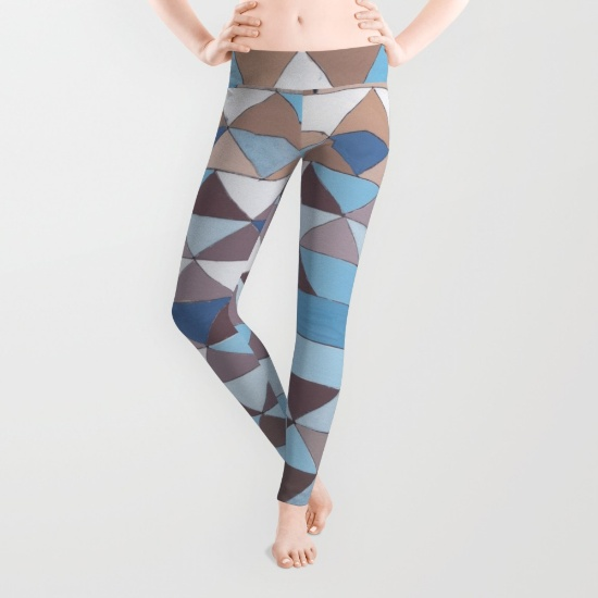 Triangles 6 Leggings
