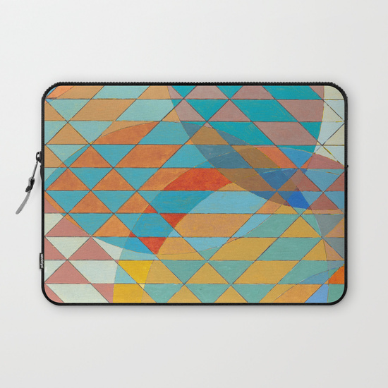 Triangles 11 Laptop Sleeve