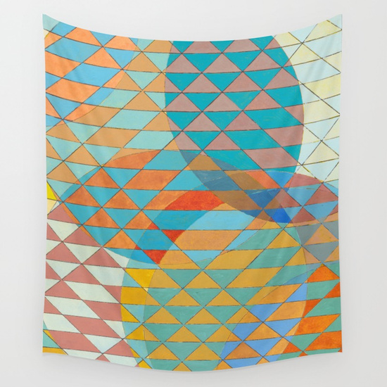 Triangles 11 Tapestries