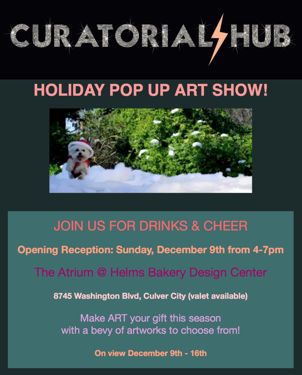 curatorialhubchristmasshow