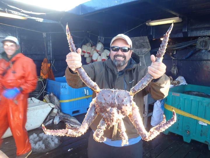 King Bairdi Opilio Sugpiaq Seafood