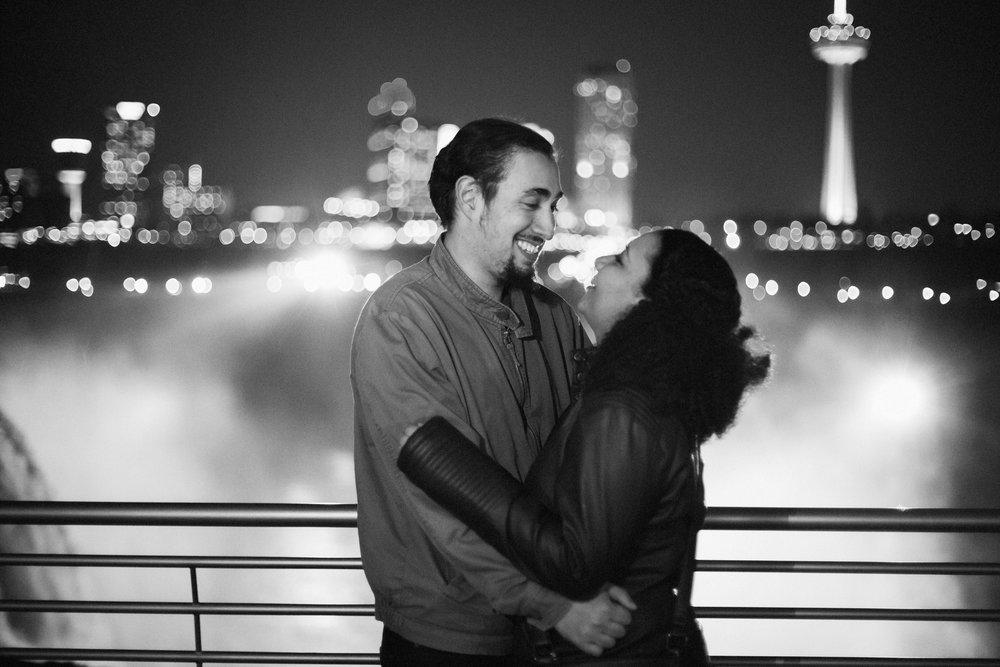 Proposal-Engagement-Canalside-Niagara Falls-Stefan-Ludwig-Photography-Buffalo-NY-51-BW.jpg