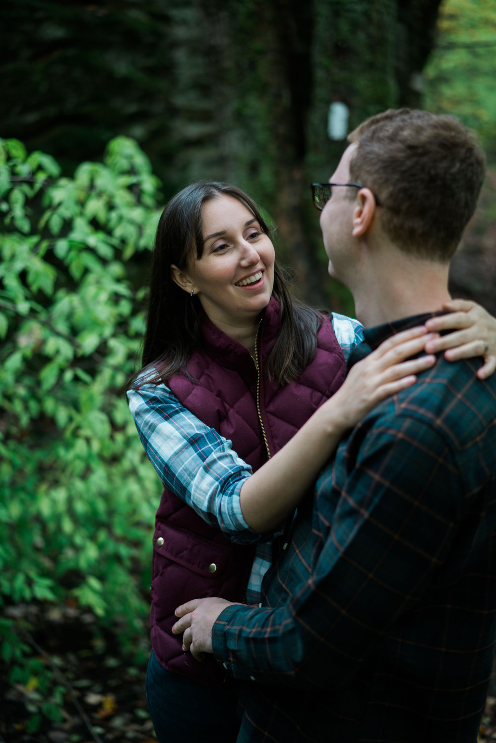 Jessica and JR Engagement Photography by Stefan Ludwig at Rock City State Park in Ellicottville, NY-41.jpg