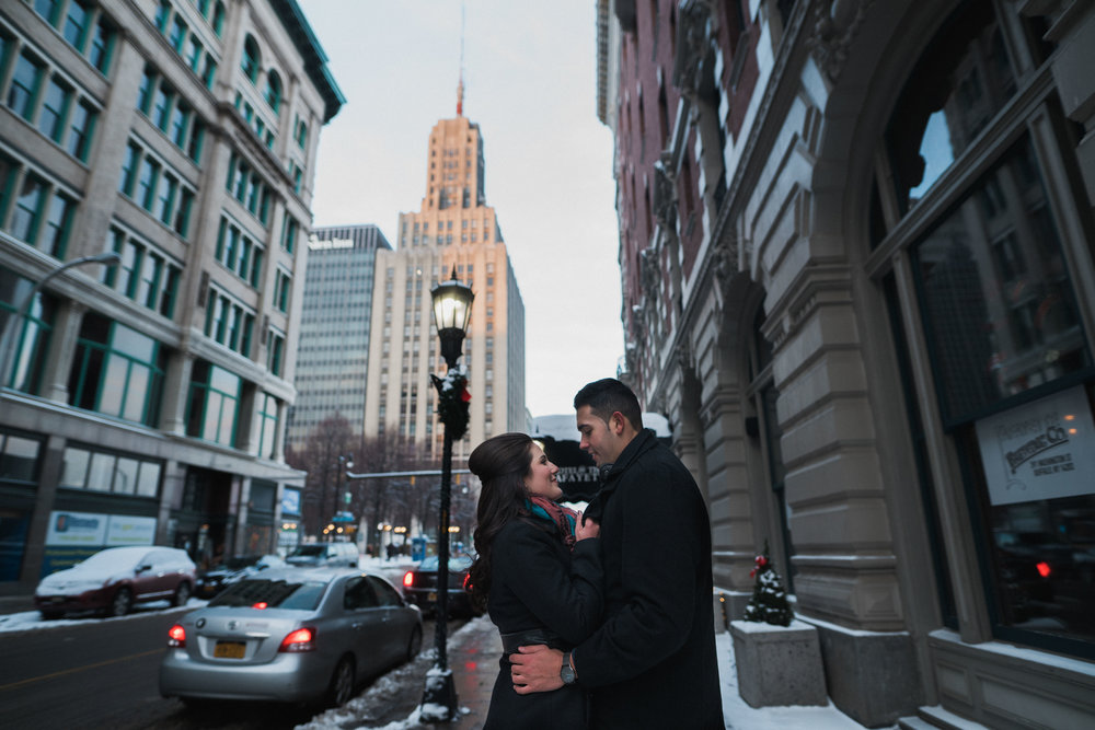 Sara and Mike Engagement Photography in Downtown Buffalo by Stefan Ludwig Photography-25.jpg