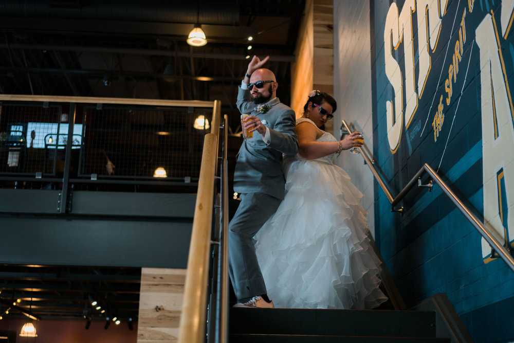 Jessica and Stephen Wedding Photography at Big Ditch Brewing Company in Buffalo NY by Stefan Ludwig Photography-324.jpg