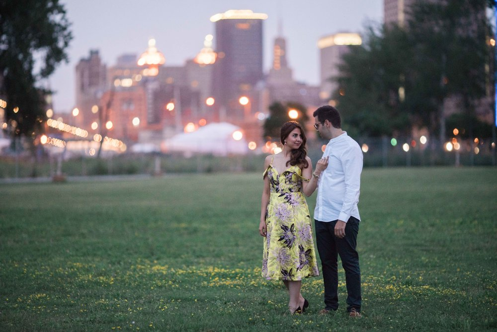 Tara and Afshin Engagement Photography in Downtown Buffalo NY by Stefan Ludwig Photography-86.jpg