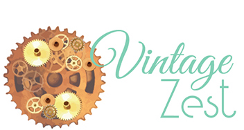 "Vintage Zest,  ""25 Days of Handmade Gifts"" (Dec 2013)"