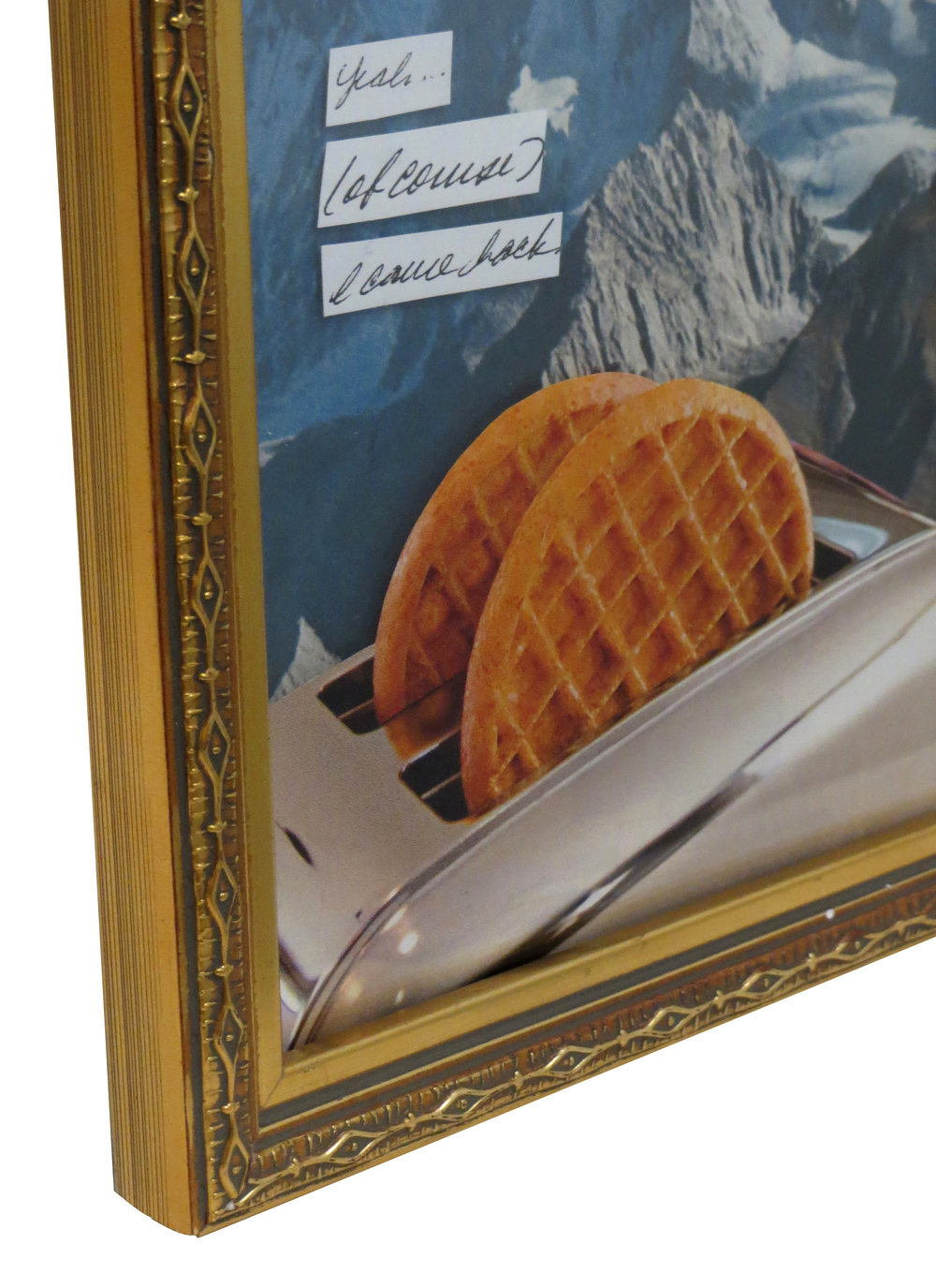 Waffles (detail)