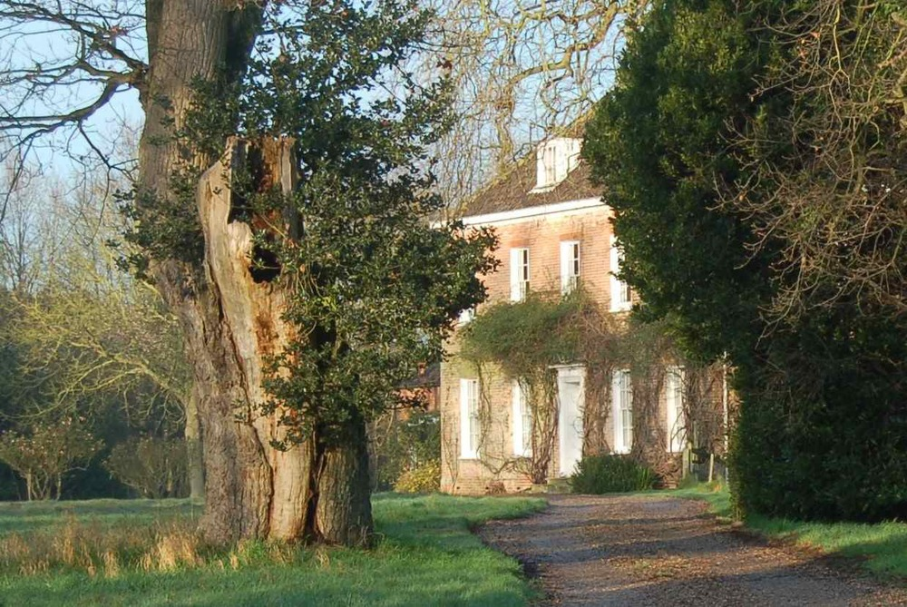 Multi-phased country house, Frostenden