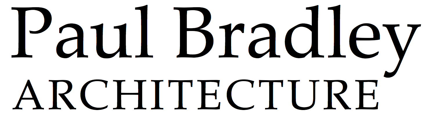 Paul Bradley ARCHITECTURE