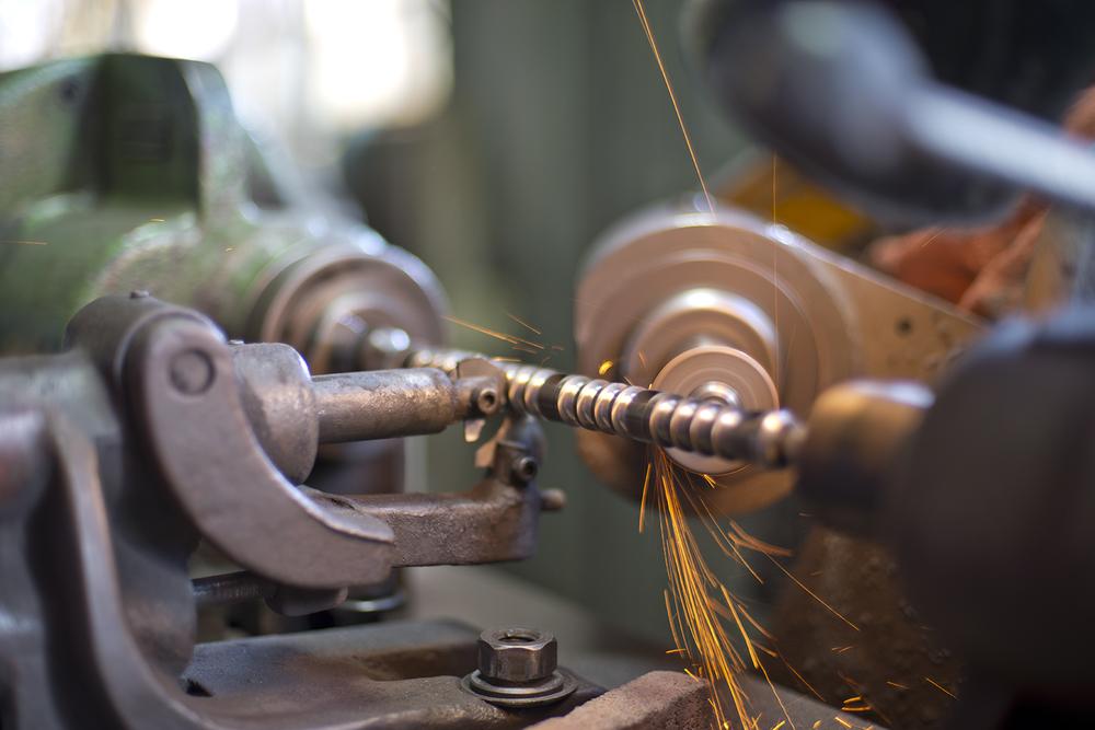 manual broach sharpening