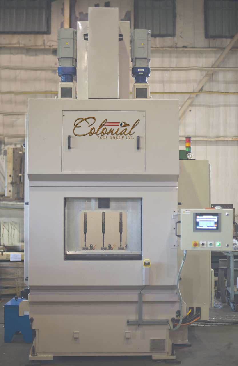 cnc broaching machine