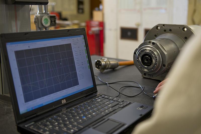 spindle VS inspect encoder
