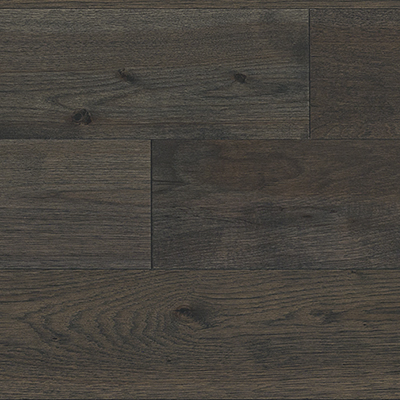 Hickory Barnwell - Wire Brushed
