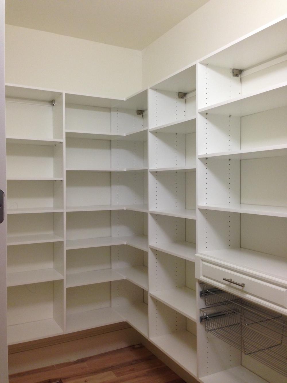 building closet cabinets plans