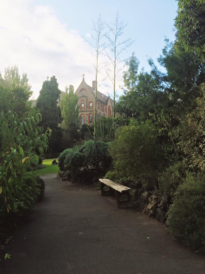Abbotsford Convent - home to Old School New School.