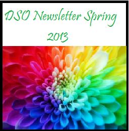 DSO SPring 2013 logo