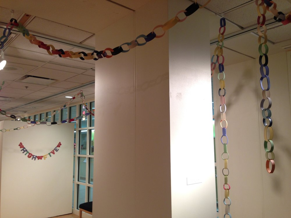 Clay Paper Chain