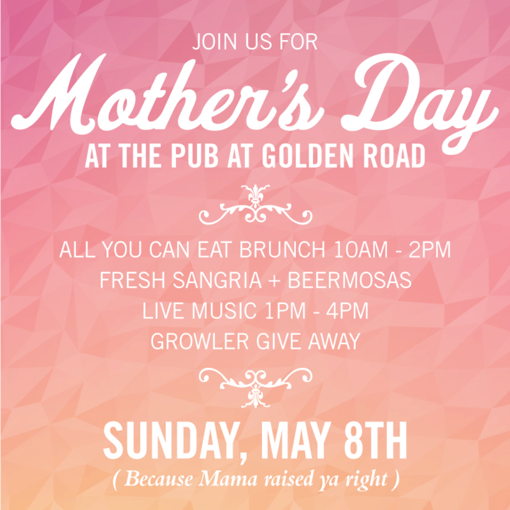 Mother's Day brunch Los Angeles