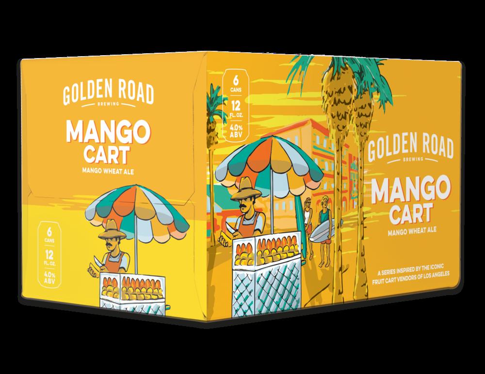 Mango Cart 6pk BoxPNG, TIF