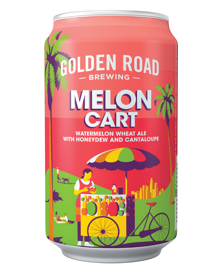 Melon Cart