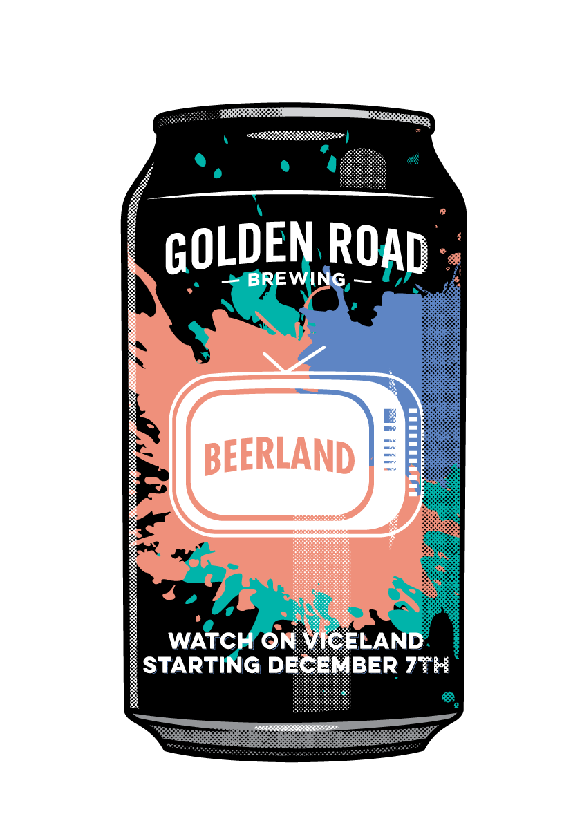 Beerland Promo Can PNG