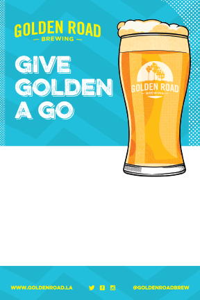 Drink Local Template 4x6 —   PDF