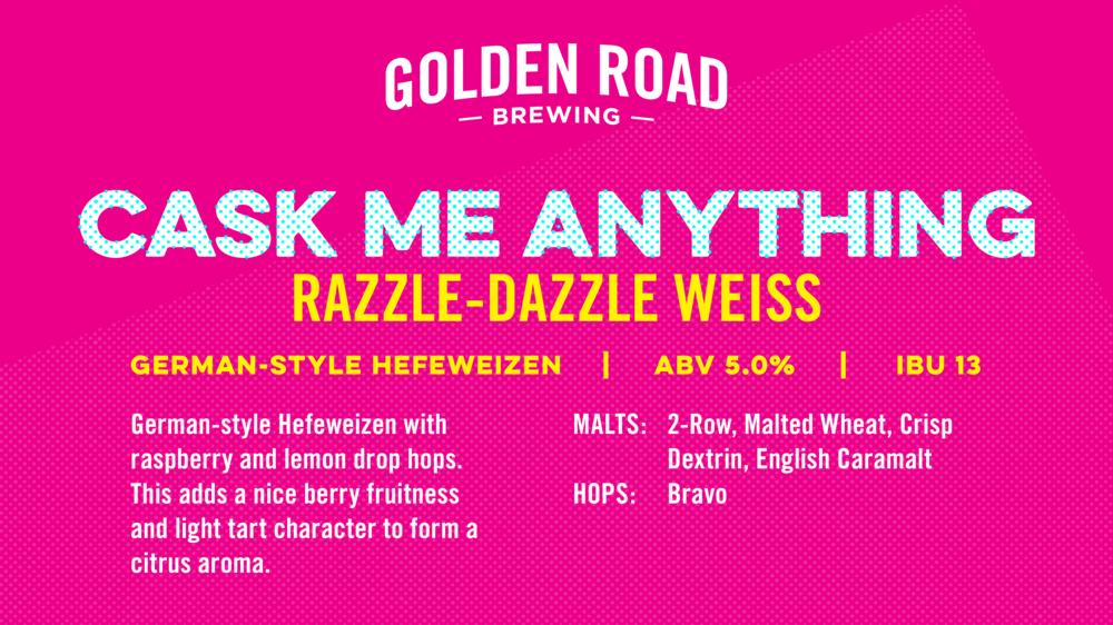 Razzle-Dazzle Weiss TV Slide —   PNG