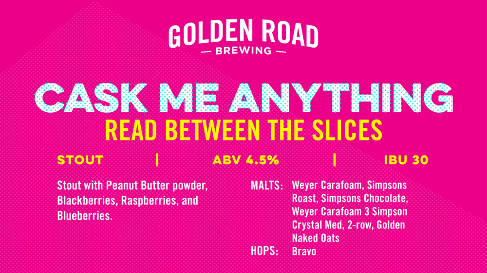 Read Between The Slices TV Slide —   PNG