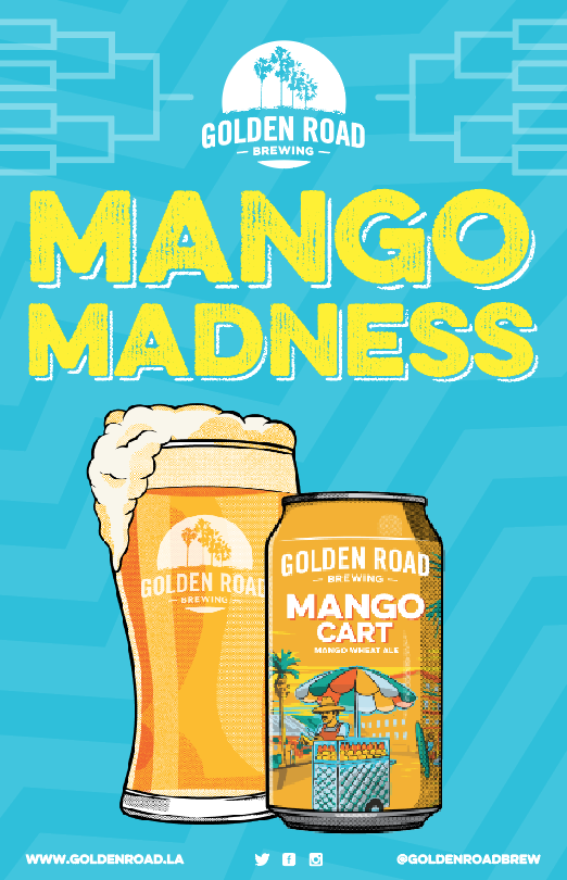 "Mango Madness On Prem Poster 11"" x 17"" —   PDF ,  AI"
