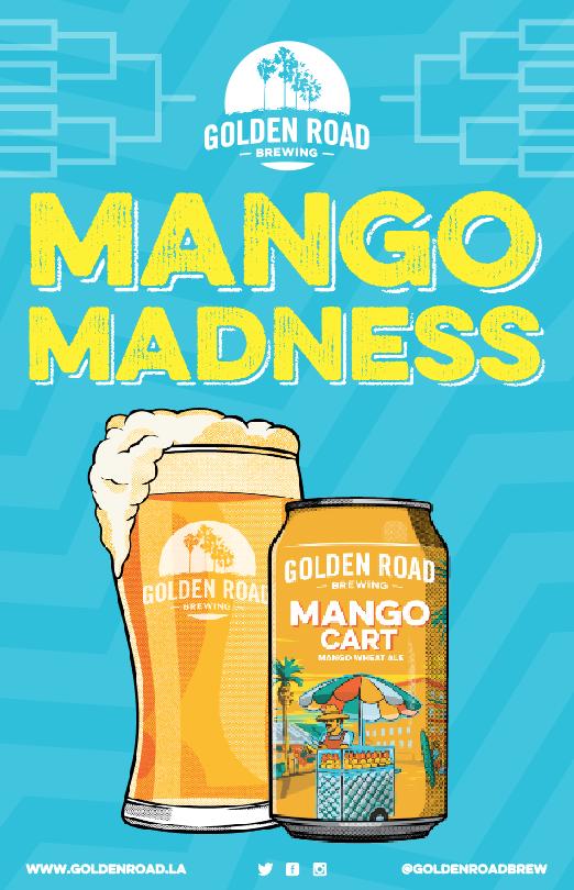 "Mango Madness On Prem Poster 11"" x 17"" —   PDF ,  AI"