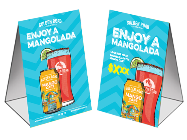 "Mangolada Table Tent 4"" x 6"" —   PDF"