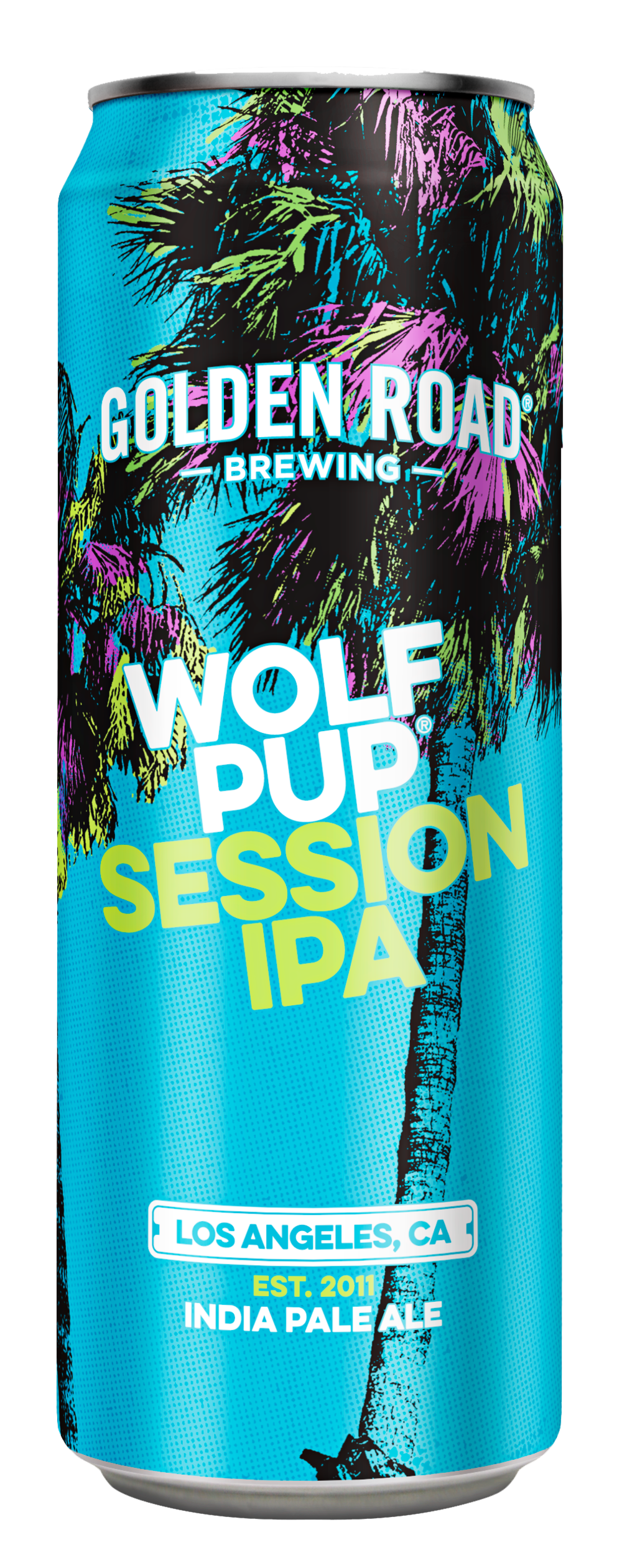 Wolf Pup 25 Oz. Can —   PNG