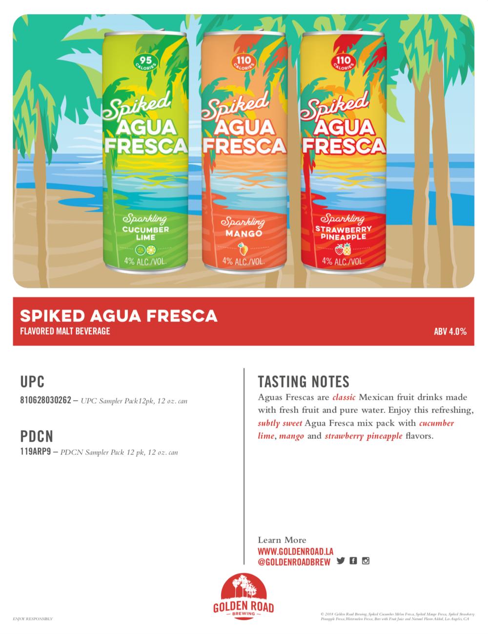 Sampler Sell Sheet —   PDF