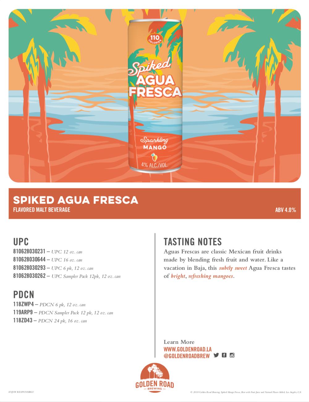 Mango Sell Sheet —   PDF
