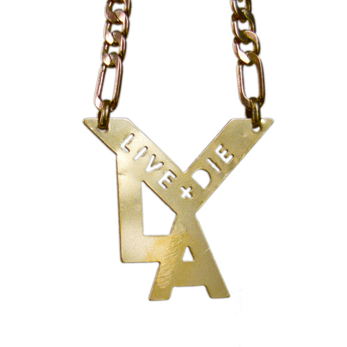 Live and die in la pendant necklace vittrock live and die in la pendant necklace aloadofball Choice Image