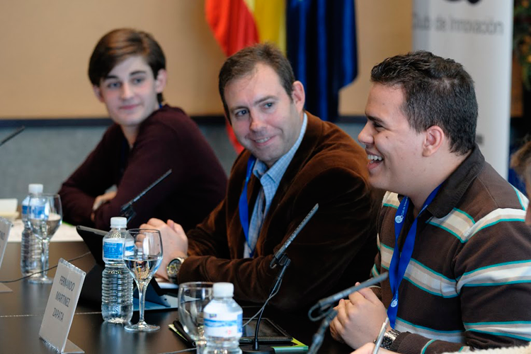 Congreso CNIS2013.Club de Innovación.
