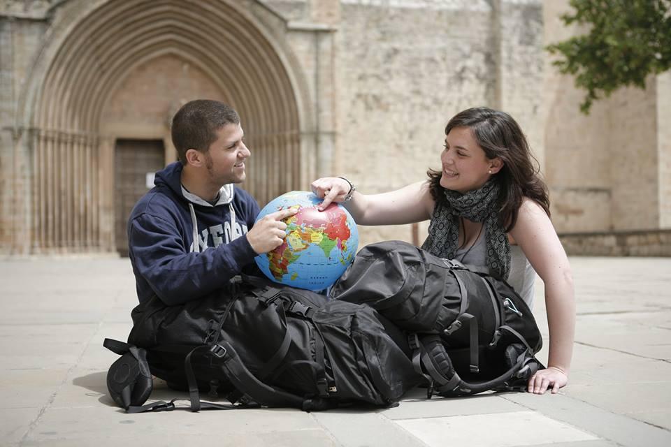 Èlia y Joan en Sant Cugat del Vallés
