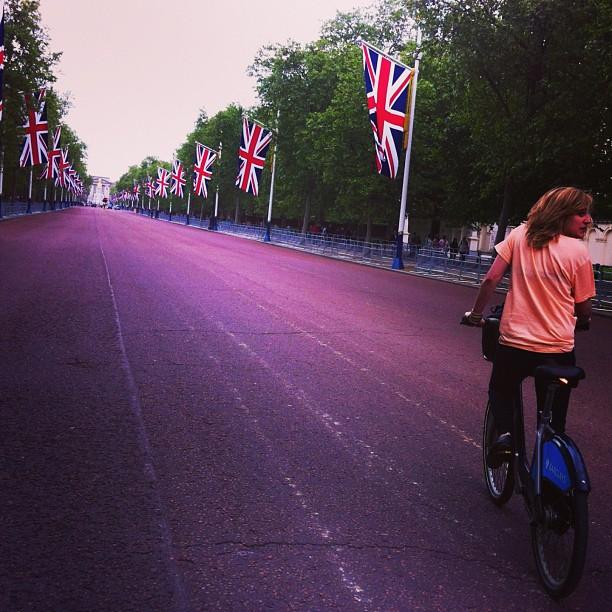 Blanca en Londres