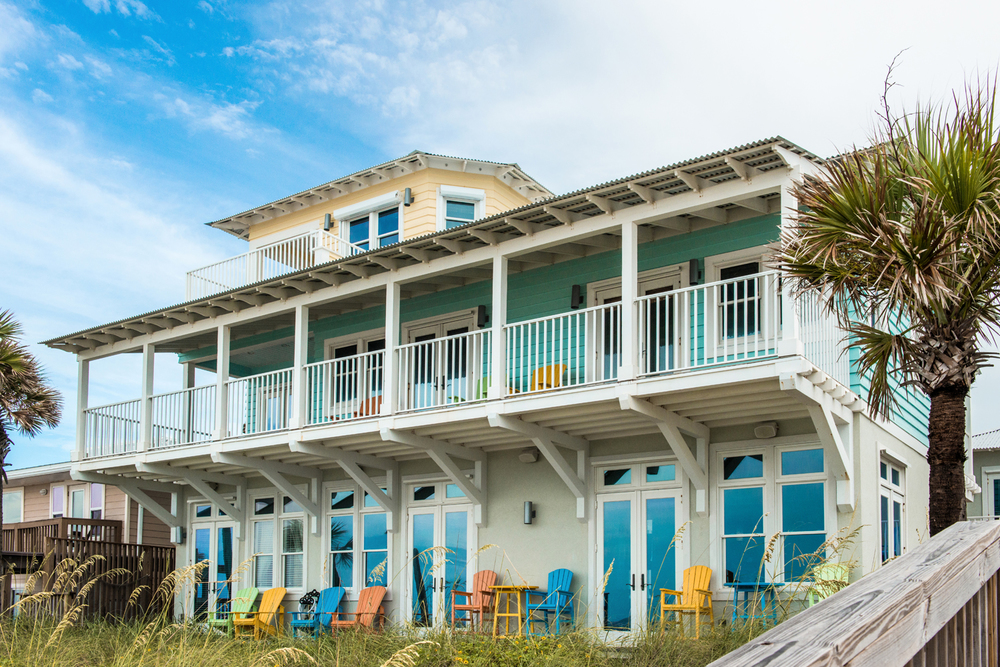 Panama City Beach, FL luxury home