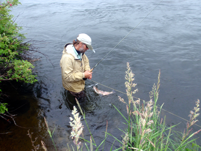 Deschutes River Fly Fishing Report — Fly Fishing Guides | Deschutes