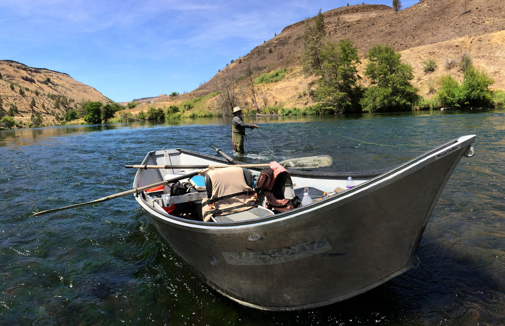 Deschutes River Float Trips