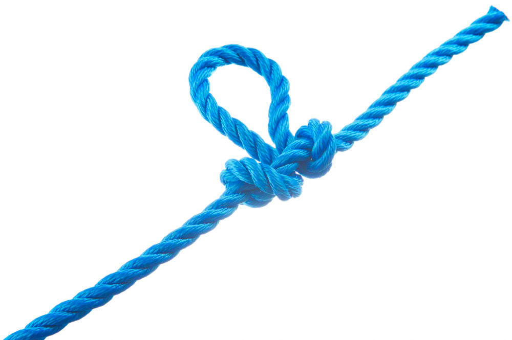 Manharness knot