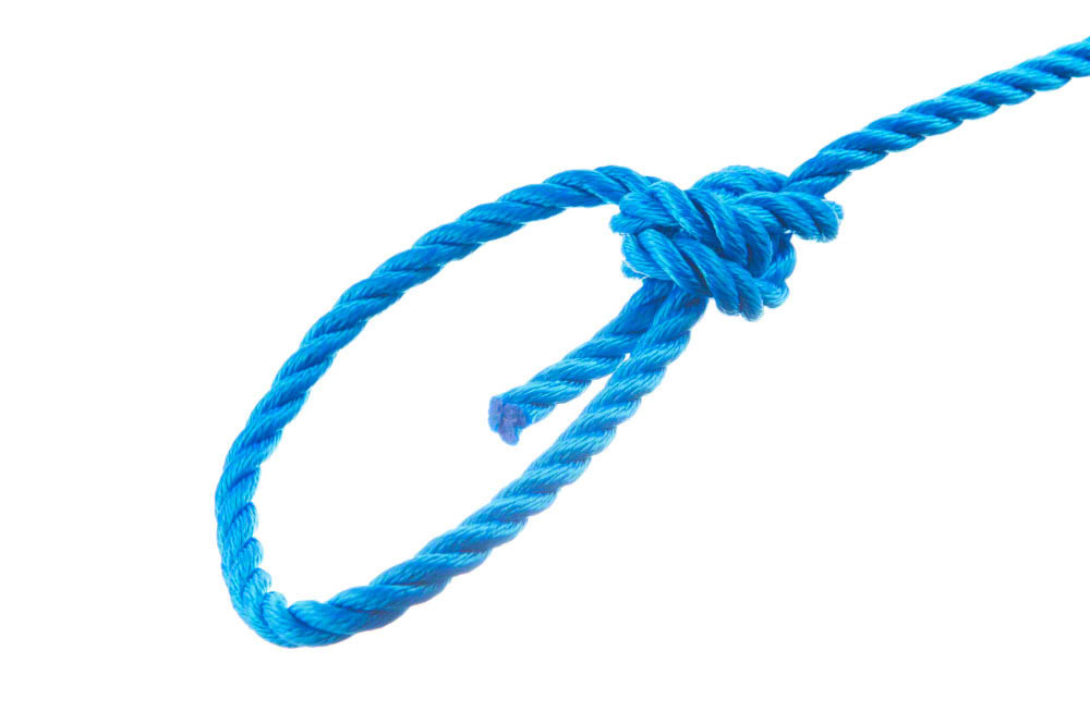 Two turn bowline